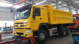 Sino de camiones HOWO 6 * 4 Euro2 336HP camión volquete