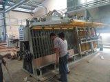Prensa del panel de la carpintería de la prensa hidráulica de dos caras