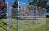 Fossa di scolo saldata del cane di collegamento Chain della gabbia del cane