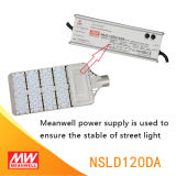 CE RoHS IP65 Outdoor 120W LED Street Light (NSLD120DA) dell'UL