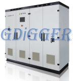 CC 250kw 50Hz Grid Tie Inverter di CA