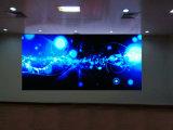 Visualización de LED a todo color de interior de alquiler de P4 Skymax
