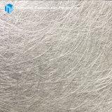 Tapis combiné en fibre de verre tressé et moulé pour pulvérisation et compression