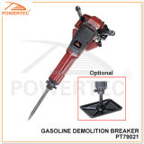 Powertec 52cc 1.7kw GasolineジャックHammer (PT79021)