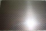 feuille de relief par toile de l'acier inoxydable 201 304