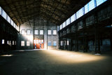 Пакгауз стальной структуры промышленного здания сарая полуфабрикат большой