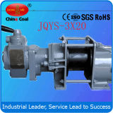 Ворот мотора воздуха 1 тонны Jqys-10X16 поднимаясь для конструкции