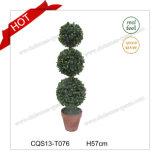 Topiary artificiale dell'erba del Boxwood