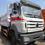 북쪽 벤츠 또는 Beiben 380HP 6X4 30t-50t 덤프 트럭