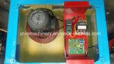 油圧振動アーム革打抜き機、皮手袋の打抜き機