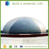 Edifício feito sob encomenda da construção de aço da dimensão com abóbada Geodesic