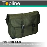 Deluxe Material Fishing Shoulder Bag with PVC Bottom