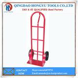 Chariot à main de couleur rouge et de deux roues (HT-1820)