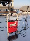 Single-Ply 기계적인 붙어 있던 PVC 루핑 시스템