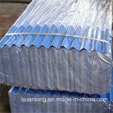 Prix en acier galvanisé enduit d'une première couche de peinture de feuille de toit de PPGI