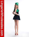 Costume de Cosplay de plombier de Mario de robe d'usager de Veille de la toussaint des femmes de luxe