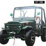 Nuovo 250cc quadrato della jeep ATV