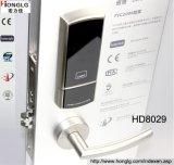 Edelstahl-Hotel-Karten-elektronische Verriegelung der Spalte-304