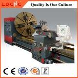 Máquina horizontal industrial de alta velocidade do torno C61250 para a estaca do metal