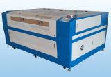 De Laser die van de dubbel-Hoofden van Flc1610d Scherpe Machine voor Houten Acryl graveert