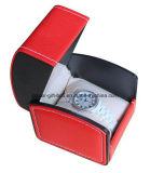 Caixa de couro de alta qualidade personalizada Made-in-China