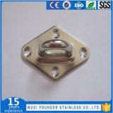 Plaque ronde d'oeil d'acier inoxydable de la qualité 1106