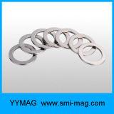 Gesinterter hohler Neodym-Magnet-Superring für Verkauf
