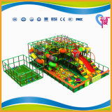 유럽 기준 정글 주제 실내 아이 운동장 (A-15332)