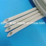 Flama aprovada do UL - luva retardadora da fibra de vidro do silicone para a isolação dos fios elétricos