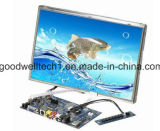 """12.1 """" geöffneter Rahmen LCD-Baugruppe mit dem 4 Draht-widerstrebenden mit Berührungseingabe Bildschirm"""
