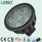 riflettore perfetto del rimontaggio LED dell'alogeno 50W con Nichia SMD (PANNOCCHIA) LED (S505-MR16) del Giappone