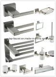 Robinet de lavabo anticoorosur à brosses en acier inoxydable solide en acier inoxydable 304