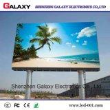 Cartelera al aire libre a todo color de la visualización de LED de HD P8/P10/P16 LED