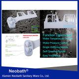 De niet-elektrische Warme Gehechtheid van het Bidet van de Zetel van het Toilet van het Water Mechanische