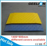 Couverture chaude de fossé de câble de résine de polymère de qualité de vente