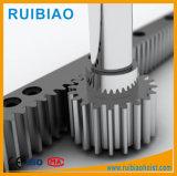 M1.5 het Gegalvaniseerde Rek van het Toestel van de Tanden van de Aansporing van het Metaal Plastic Spiraalvormige CNC