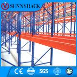 Vorgewählte Stahllager-Speicher-Ladeplatten-Standardzahnstange