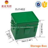 Beweglicher Tellersegment-Ablagekasten der grünen Farben-2