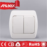 Cheap Wholesale Custom 220V Electric Plastic Wall Switch