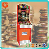 Máquina de jogo a fichas de jogo do entalhe do casino da tabela da caixa do ferro