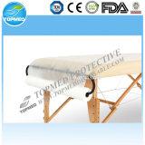 Ärztliche Untersuchung-Papier-Bett-Blatt-Couch-Wegwerfrolle für Krankenhaus