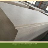 houtvezelplaat van de Dichtheid van 12mm de Duidelijke Middelgrote voor Bureau