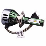 H7 Single Beam 4800lm LED 6chips Lampe de tête de tête de camion pour KIA / Gmc / Ford / VW / Hyundai