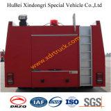 8ton Dongfeng EQ1141kj 153 de Vrachtwagen Euro3 van de Brand van het Water