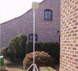 바디 센서 태양 전지판을%s 가진 통합 태양 LED 가로등