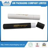 Сделайте вашей собственной коробкой цилиндра круга пробки губной помады жидкостный упаковывать Lipcolor