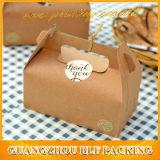 Kuchen-verpackenkasten mit Griff