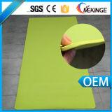 Luz de la estera de la yoga del material 8m m Pilates de la protección del medio ambiente