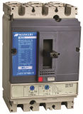 Ns Nsx 3 poste 4 poste MCCB corta-circuito de 300 amperios