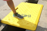Bohrerhalter-Verkehrssicherheit HDPE Plastikgraben-Deckplatte